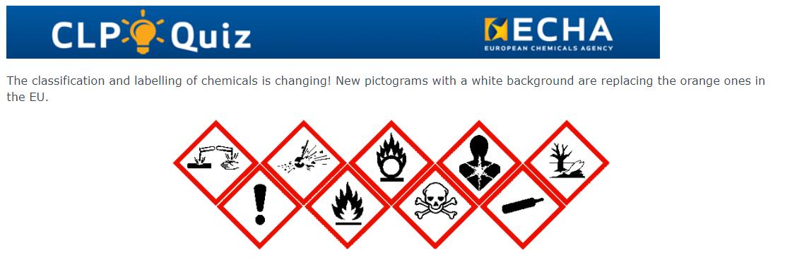 Učestvujte u kvizu Evropske agencije za hemikalije